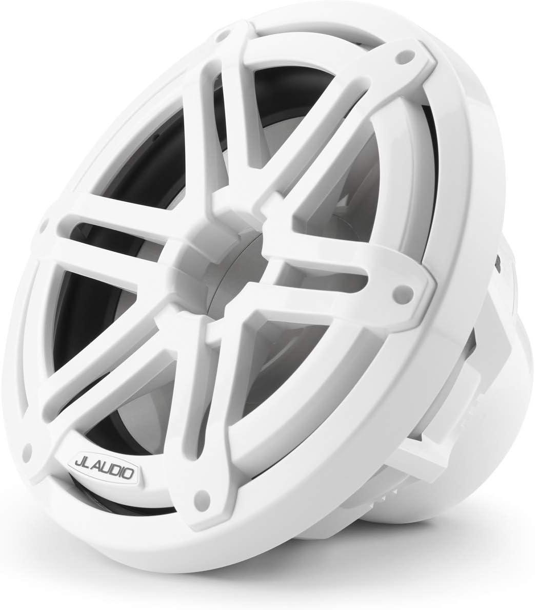 Sport Grille JL Audio M3-10IB-S-Gw-4 10 Infinite Baffle Marine Subwoofer White