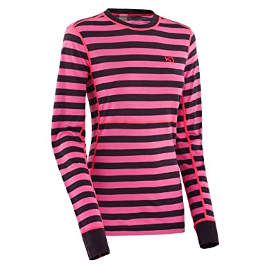 Rask Kari Traa Girls Ulla Baselayer Soft Pullover Top at Amazon Women's EY-19