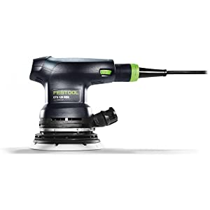 Festool, 574993, Random Orbital Sander, ETS 125 REQ-Plus USA