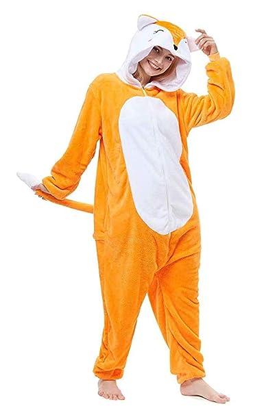 Amazon.com: Pijama de ciervo para adultos y niños, de una ...