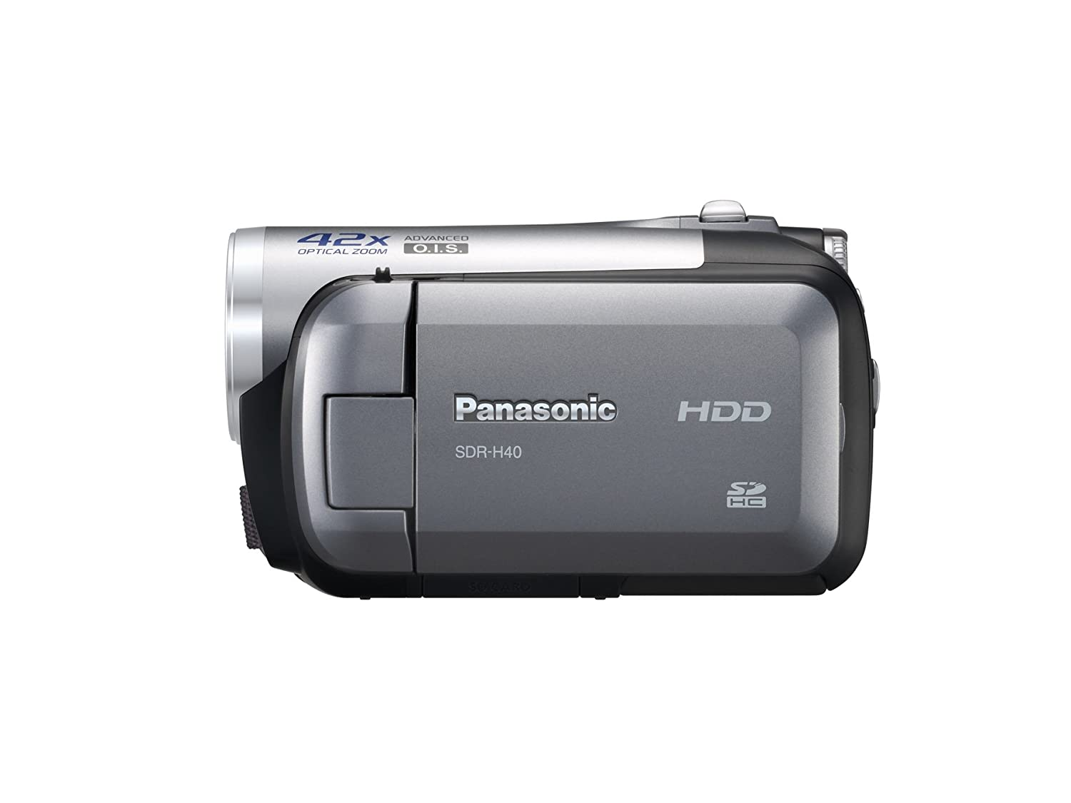 Panasonic SDR-H40 40GB Hard Drive Camcorder with 42x Optical Image Stabilized Zoom (Discontinued by Manufacturer)