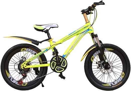 Bicicletas Bicicleta for niños Bicicleta de 24 Pulgadas 21 ...
