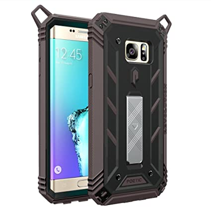 uk availability 297a2 483f6 Galaxy S6 Edge Plus Case, Poetic Revolution [360 Degree Protection]  Full-Body Rugged Heavy Duty Case without Screen Protector for Samsung  Galaxy S6 ...