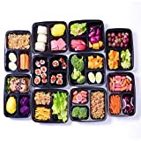 10 Meal Prep Containers Plastic Food Sto