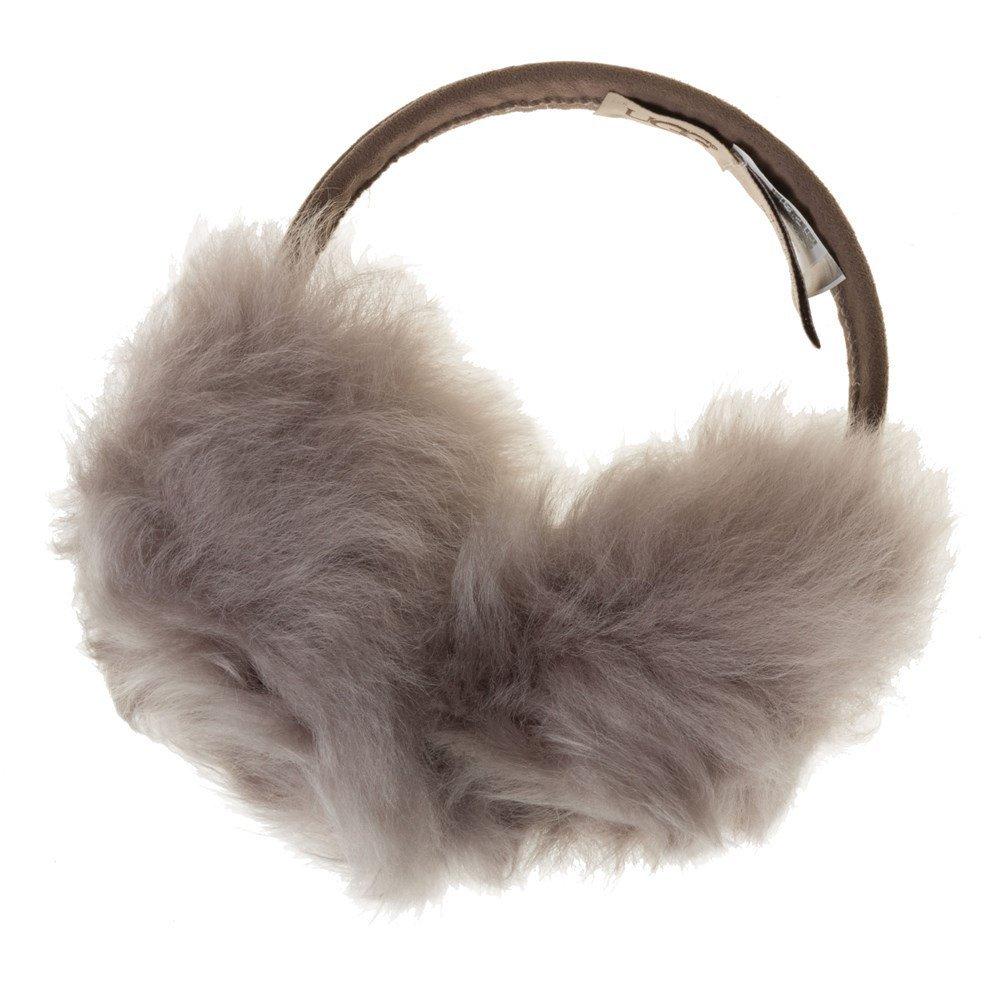 805e9800965 Wired Sheepskin Earmuffs UGG ear muffs ear warmers (One Size - grey ...