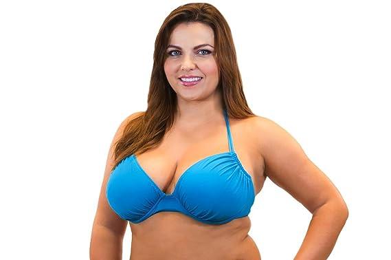 6e5af011639fdb Amazon.com: Seatop New Patent-Design Bikini Top For Big Busts: Clothing