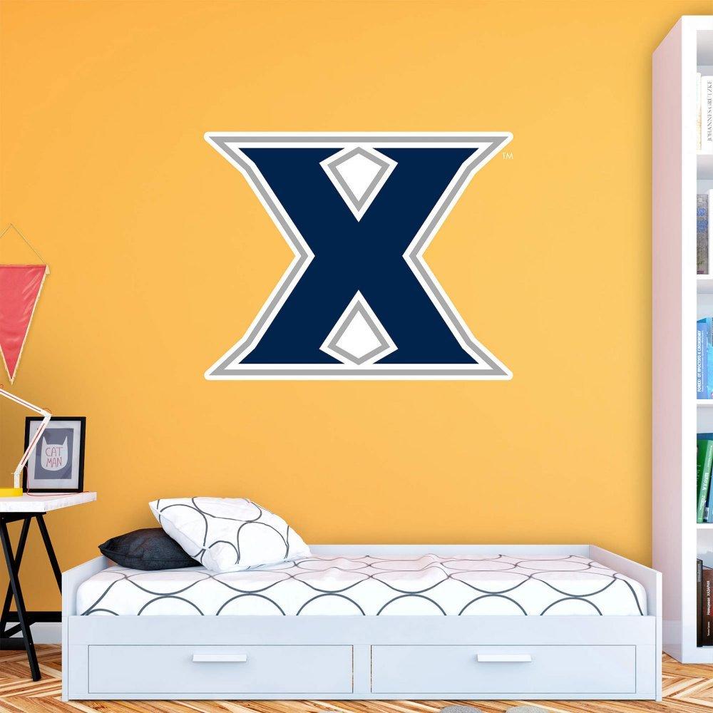 Amazon.com: Fathead NCAA Xavier Musketeers Logo Wall Decal: Home ...