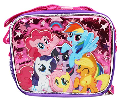 My Little Pony Girls Lunch Bag - BRAND NEW Licensed