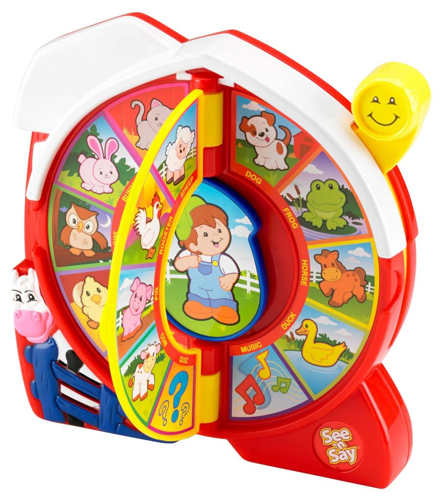 Amazon.com: Fisher-Price See 'n Say The Farmer Says: Toys