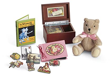 f668e9a1a Image Unavailable. Image not available for. Color: American Girl Samantha's  Bedtime Accessories