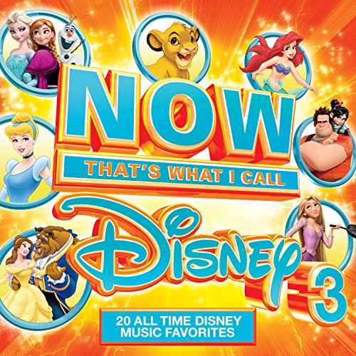 NOW Disney 3 (Best Karaoke Cds For Kids)