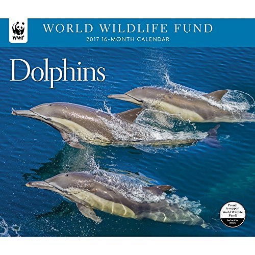 2017-world-wildlife-fund-dolphins-deluxe-wall-calendar