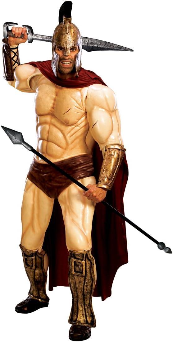Rubbies - Disfraz de espartano para hombre, talla L (56213STD ...