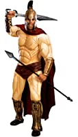 Rubbies - Disfraz de espartano para hombre, talla L (56213STD)