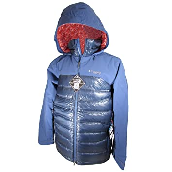 Columbia Heatzone 1000 TurboDown Hooded Jacket - Men s  Amazon.co.uk ... cceb5c54d2
