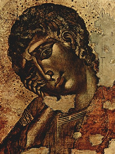 Lais Jigsaw Cimabue - Crucifixion from Santa Croce in Florence, Condition After 1966, Detail: Johannes 200 Pieces