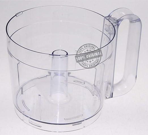 Moulinex FP320F10 - Cuenco, taza, recipiente original para robot de cocina: Amazon.es: Hogar
