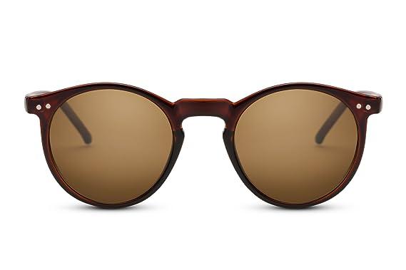 Cheapass Sunglasses Lunettes Rondes Noir Conaisseur Rétro Femmes Hommes xqCSA