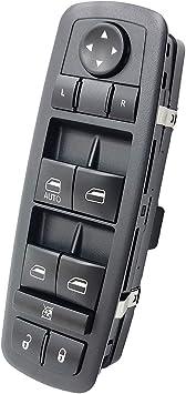 2011-2016 Dodge Journey Left Side Master Window Switch Mopar OEM US