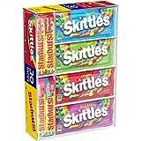 Skittles Starburst, Fruity Candy Variety Box, 30 Single Packs