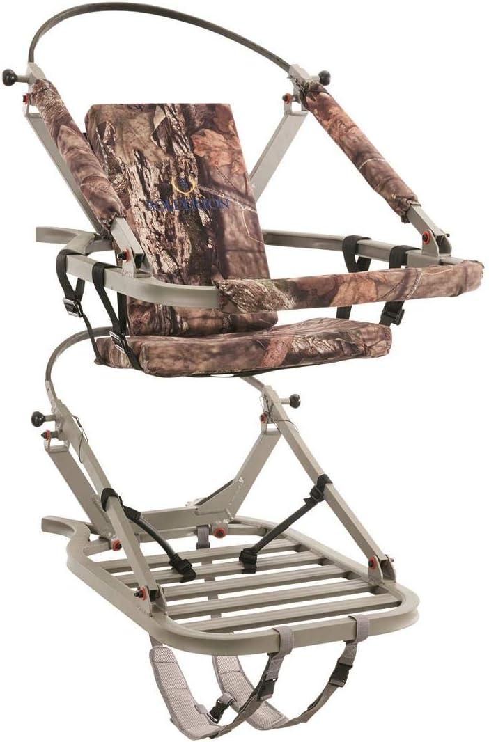 Bolderton Ultra Premium Heavyweight Aluminum Climbing Tree Stand