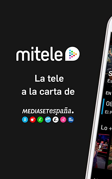 Amazon.com: Mitele - TV a la carta: Appstore for Android