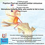 L'histoire du petit Papillon Paul qui voudrait tomber amoureux. Français-Anglais: A story of the little brimstone butterfly Billy, who wants to fall in love. French-English | Wolfgang Wilhelm