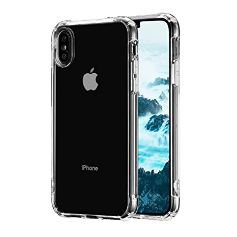 custodia ultrasottile iphone x