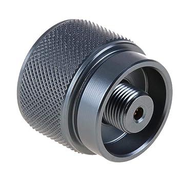 Broadroot al aire libre estufa de gas Adaptador de recambio, GLP adaptador, propano pequeño
