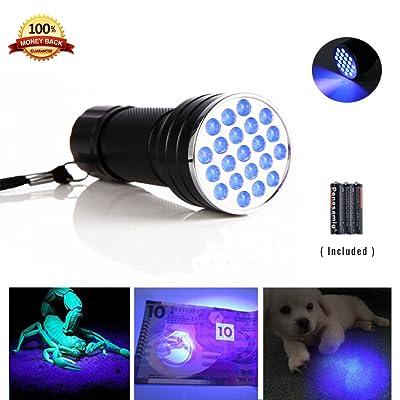 Lampe 21 Violet Led Poche Hhd® Torche Uv Ultra PortableDe qUzVSMpG