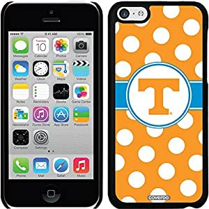 Coveroo iPhone 6 4.7 Black Thinshield Snap-On Case with University of Tennessee Polka Dots Design