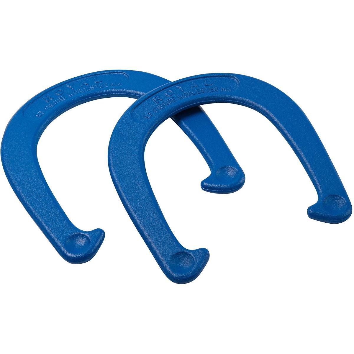 St Pierre Sports Royal Horseshoe (1-Pair), Blue