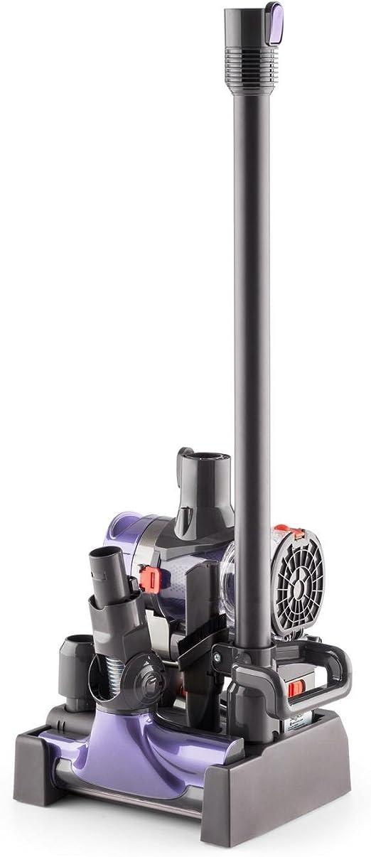 oneConcept Cleanbutler 2G - Aspirador con batería, Aspirador de mano, 130 W, Inalámbrico, Innovadora tecnología de rotación, Sin bolsa, Gran potencia, Compacto, Filtro permanente, Morado: Amazon.es: Hogar