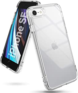 Ringke Fusion Case Designed for New iPhone SE 2020 (2nd Generation) Compatible with iPhone 8 (4.7