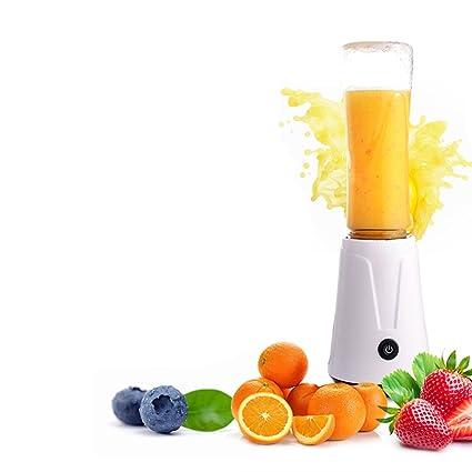 Juicer Mini Exprimidor Estudiante Exprimidor Portátil De Alimentos Pequeño Multifuncional Leche De Soya Taza De Plástico