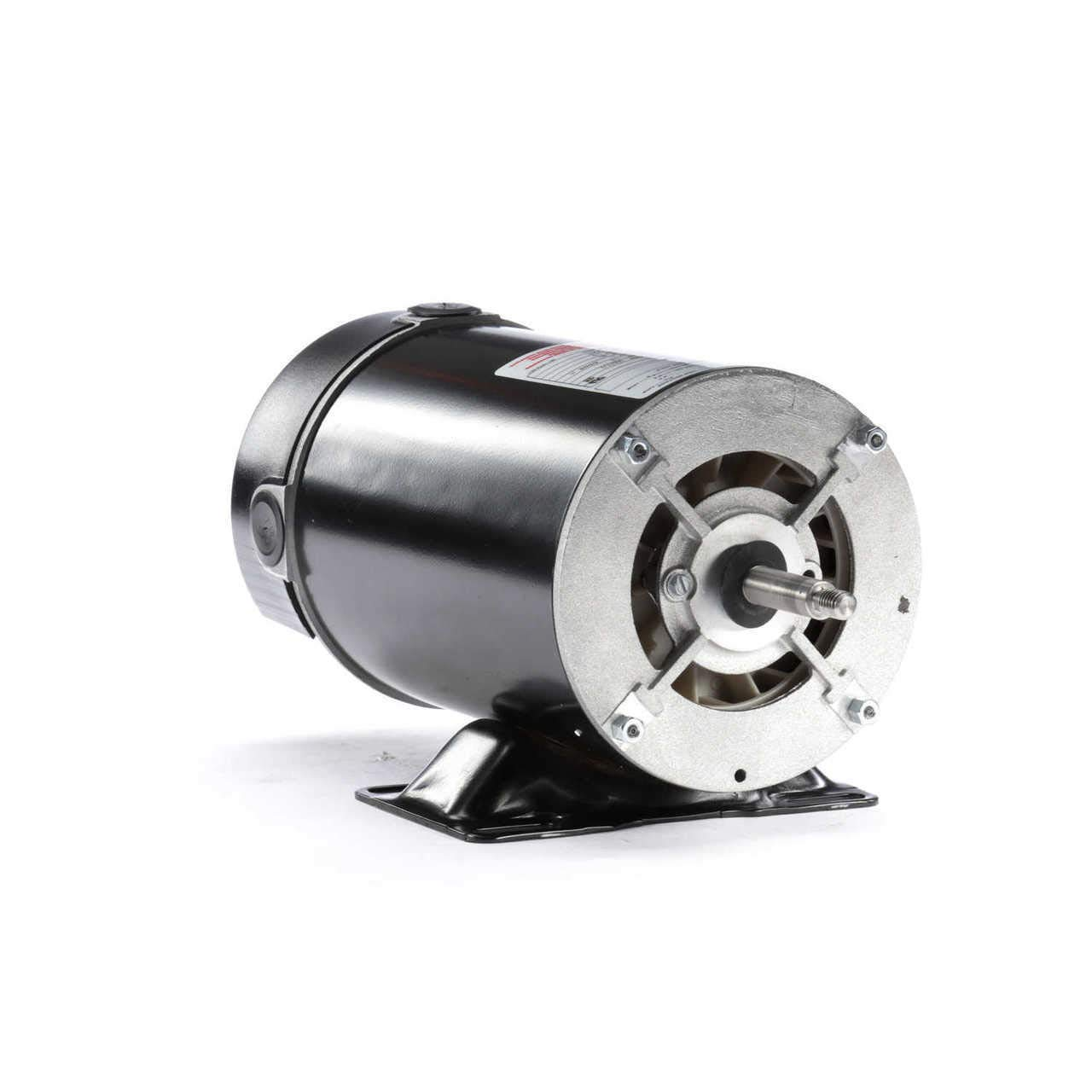 Pool Pump Motor, 1-1/2 HP, 3450, 115/230V