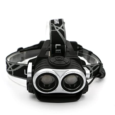 Review Ikakon Zoomable Headlamps 2