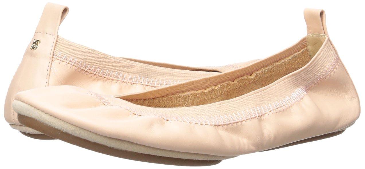 Yosi Leder Samra Damen Samara Geschlossene Ballerinas Ballet Pink Leder Yosi 68ade8