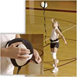 Tandem Sport Volleyball Training Aid, the Volleyball Pal: warm up your arm without ever chasing a ball