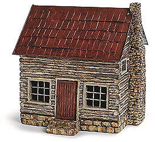 Miniature Dollhouse FAIRY GARDEN - Fairies Log Cabin - Accessories ()