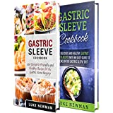 Bariatric Sleeve Cookbook: 177 Healthy Gastric Sleeve Recipes for the Gastric Sleeve Surgery and Diet