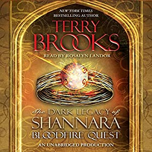 Bloodfire Quest Audiobook