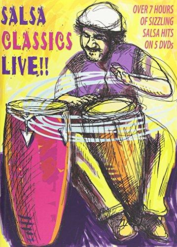 Salsa Classics Live (Salsa Concerts compare prices)