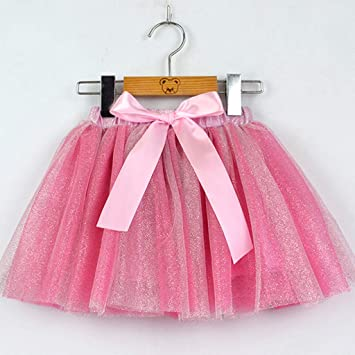 2e98d12c613a Amazon.com  Girls Tulle Tutu Skirt