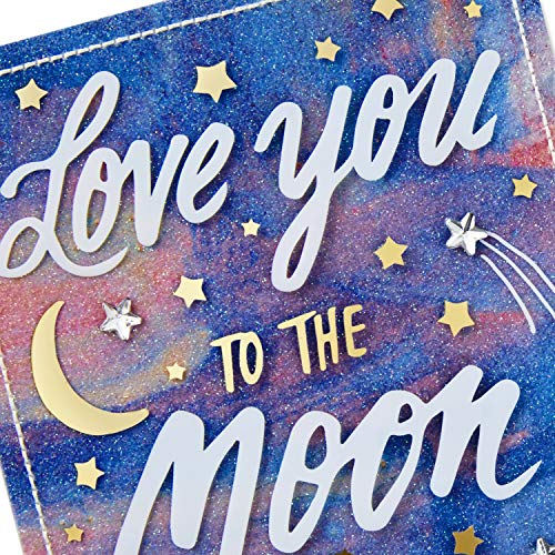 Hallmark Signature Valentine's Day Card (to The Moon and Back) Photo #7