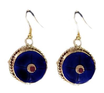 4e9c328c3 Amazon.com  Lapis earrings