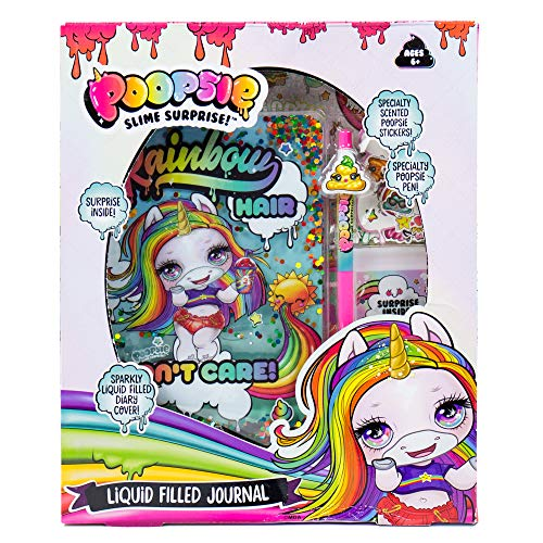 Poopsie Liquid Filled Journal Now $5.61 (Was $20)