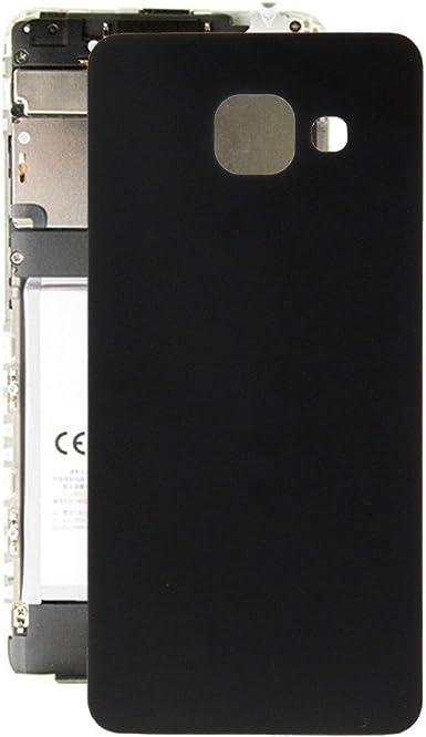 Tapa Trasera para Samsung Galaxy A3 (2016) / A3100, Color Negro ...