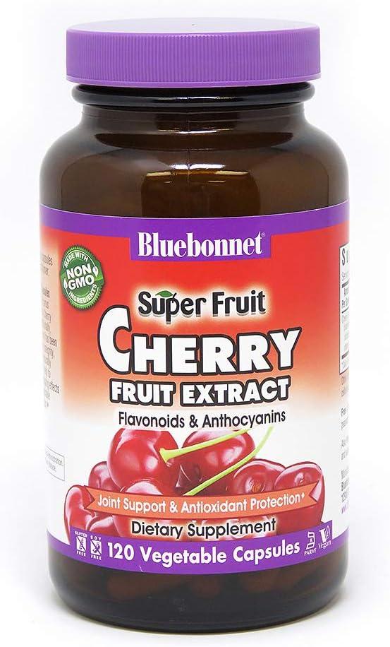 BLUEBONNET Nutrition Super Fruit Cherry Fruit Extract