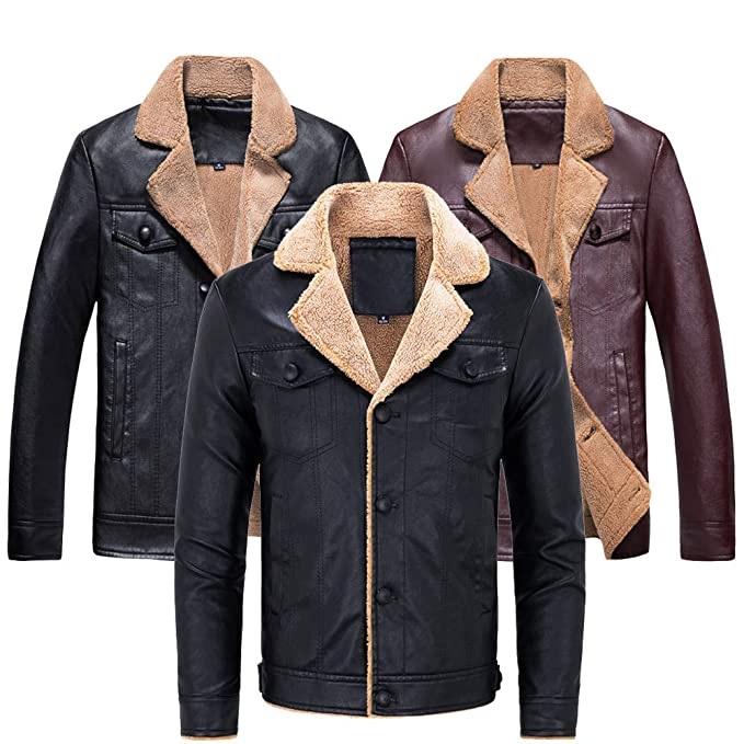 Amazon.com: Men Fashion Winter Warm Jacket, Mens Autumn ...